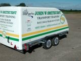 Trailer used for B+ E Training.: Click Here To View Larger Image